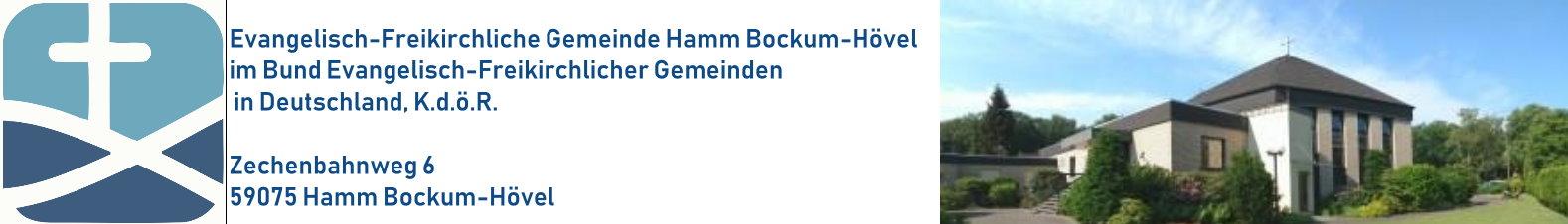 Evangelisch-Freikirchliche Gemeinde Hamm Bockum-Hövel